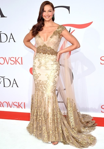 Ashley Judd Body Measurements Bra Size