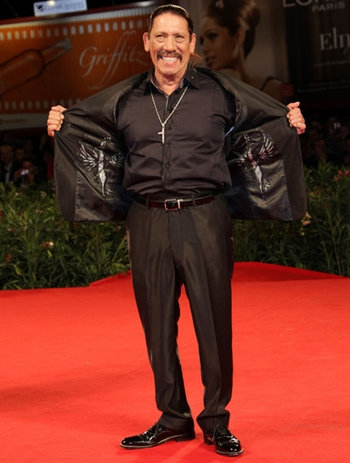 Danny Trejo Body Measurements Height Weight