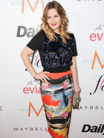 Drew Barrymore Body Measurements Height Weight Bra Size Shoe Stats
