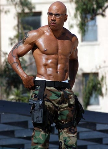 LL Cool J Body Measurements Biceps Size