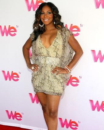 Trina Braxton Height Weight Bra Size