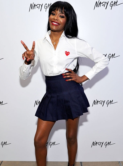 Azealia Banks Body Measurements Body Shape