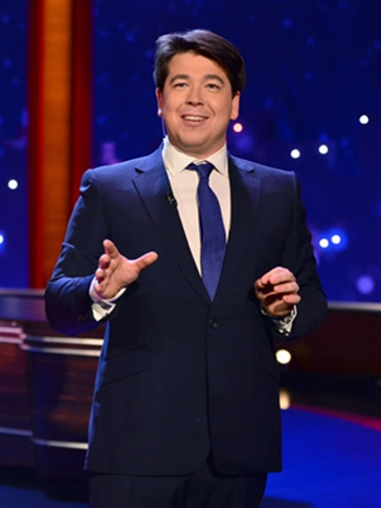 Michael McIntyre Body Measurements Shoe Size
