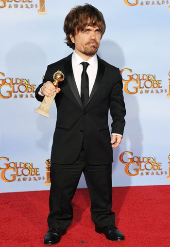 Peter Dinklage Body Measurements Shoe Size