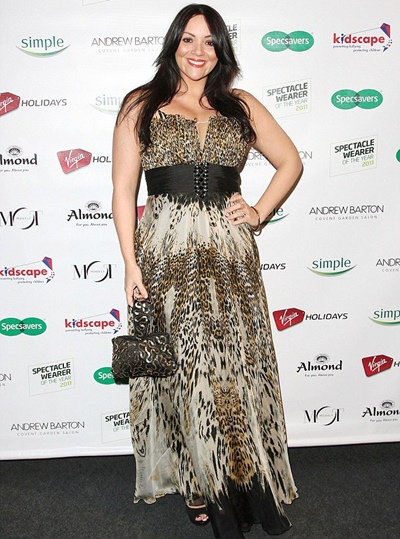 Martine McCutcheon Height Weight Body Shape