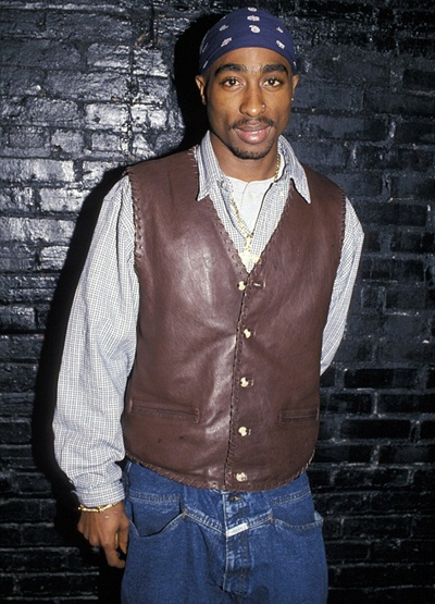 Tupac Shakur Height Weight Body Shape