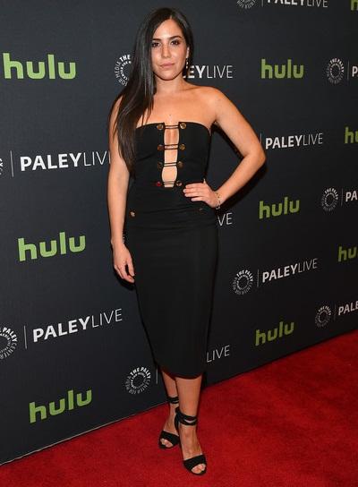 Audrey Esparza Height Weight Body Shape