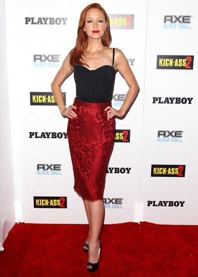 Lindy Booth Measurements Body Shape