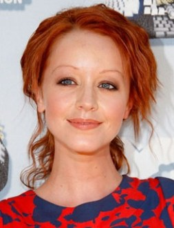 Actress Lindy Booth