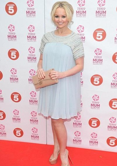 Jennifer Ellison Height Weight Body Shape