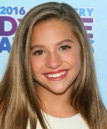 Mackenzie Ziegler Measurements Height Weight Bra Size Body Facts Family