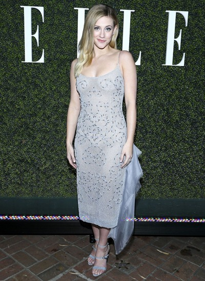Lili Reinhart Measurements Body Figure Shape