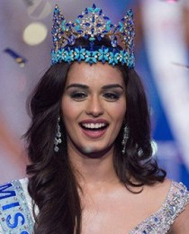 Manushi Chhillar Body Measurements Height Weight Age Bra Size Family Wiki