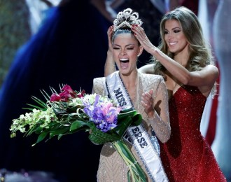 Miss Universe 2017 Crown Demi-Leigh Nel-Peters