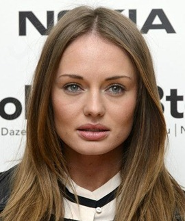 Actress Laura Haddock