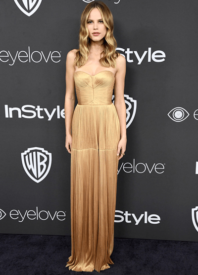 Halston Sage Height Weight Body Shape