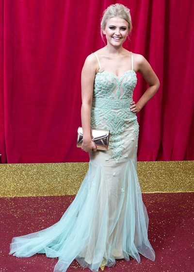 Lucy Fallon Measurements Height Weight Age Bra Size Body
