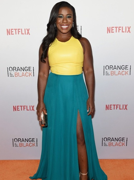 Uzo Aduba Height Weight Facts