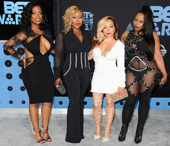 Xscape Singer LaTocha Scott Measurements Body Shape