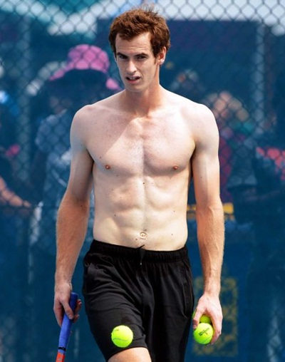 Andy Murray Height Weight Body Shape
