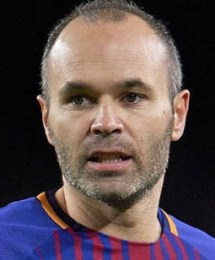 Andres Iniesta Height Weight Body Measurements Shoe Size Facts Family