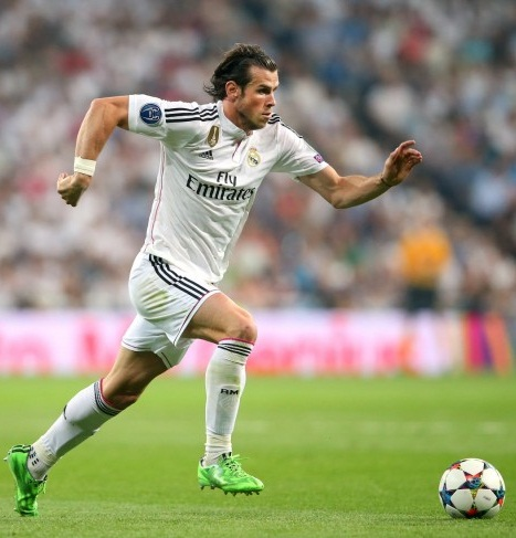 Gareth Bale Body Measurements Facts