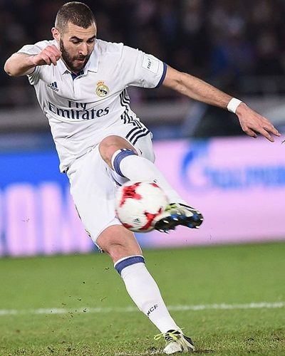 Karim Benzema Height Weight Stats