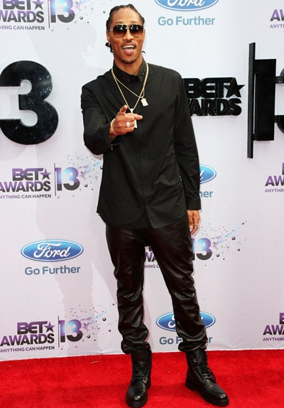 Rapper Future Body Measurements Shoe Size