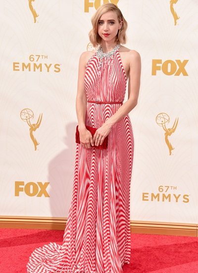 Zoe Kazan Height Weight Stats