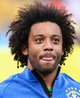 Brazilian Footballer Marcelo Vieira