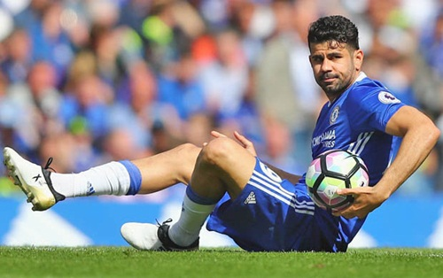 Diego Costa Body Measurements Stats