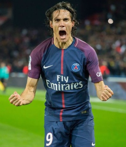 Edinson Cavani Body Measurements Facts