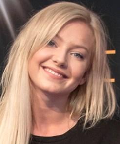 Singer Astrid S