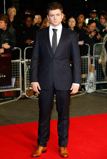 Taron Egerton Body Measurements Shape