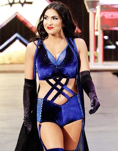 WWE Diva Billie Kay Height Weight Facts