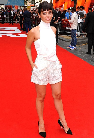 Katie Melua Height Weight Shoe Size