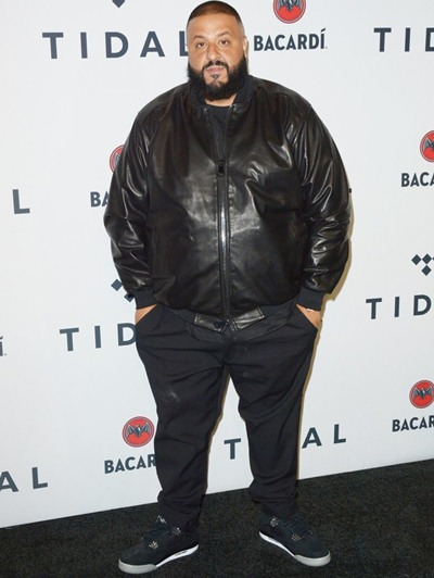 DJ Khaled Height Weight Shoe Size
