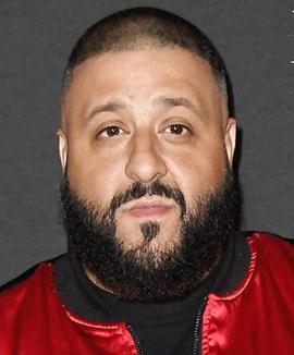 Rapper DJ Khaled