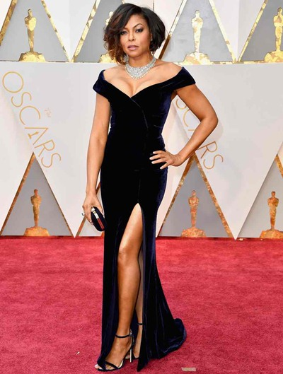 Taraji P Henson Body Measurements Stats