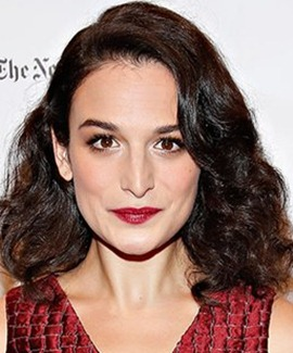 Actress Jenny Slate