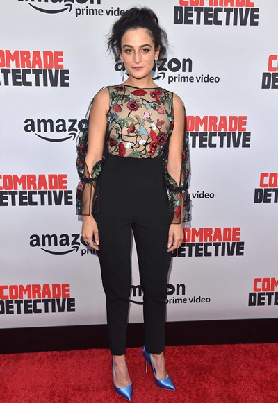 Jenny Slate Body Measurements Stats