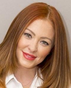Singer Natasha Hamilton