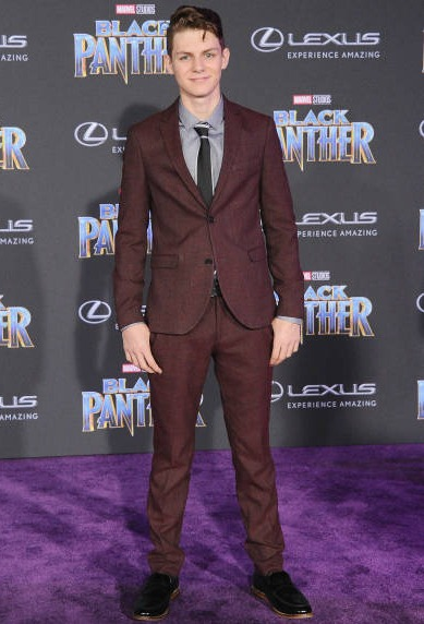 Ty Simpkins Height Weight Shoe Size