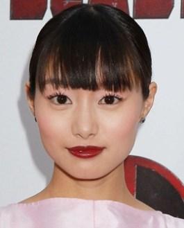 Actress Shiori Kutsuna