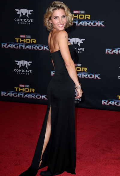 Elsa Pataky Height Weight Shoe Size