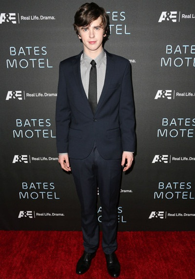 Freddie Highmore Height Weight