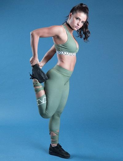 Jade Chynoweth Body Measurements Facts