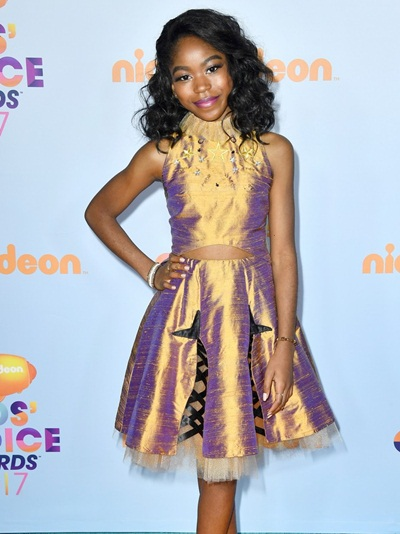 Riele Downs Body Measurements Stats
