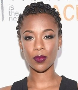 Actress Samira Wiley