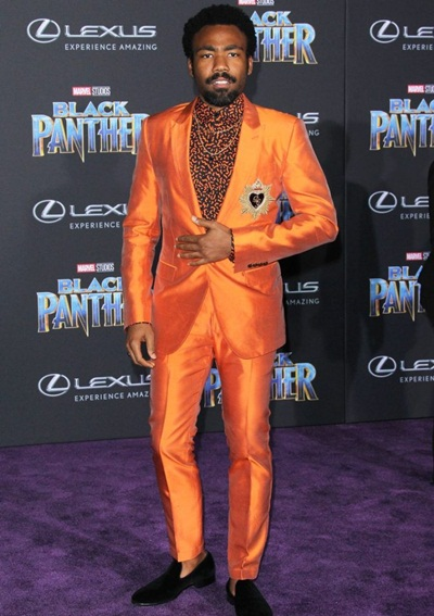 Donald Glover Height Weight Stats